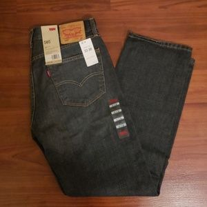 Men's Levi Strauss & Co Reg Fit 505 Jeans 33/30